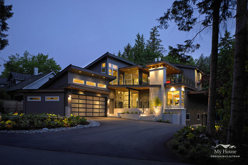 My House Design Build Team Ltd Greater Vancouver Home