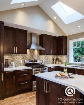 TQ Construction Kitchen Renovation with Addition