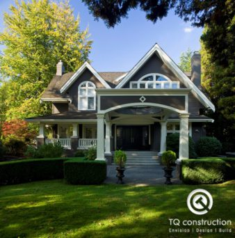 TQ Construction - Renovation and Restoration of Heritage Home