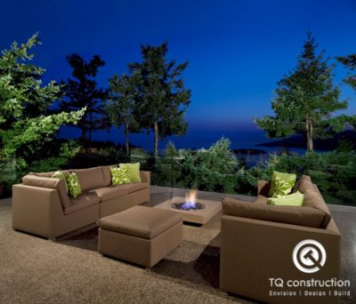 TQ Construction Renovation, Design and Build of Outdoor Living Space