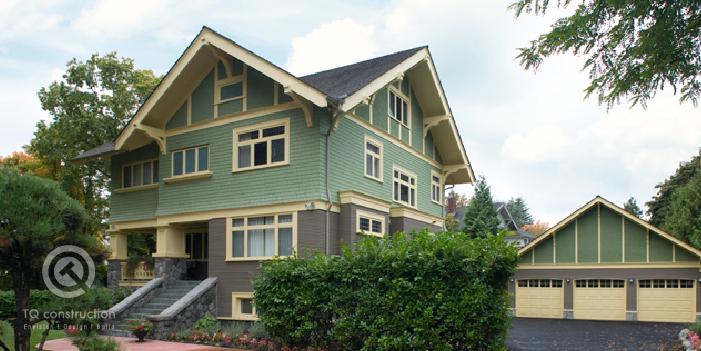 TQ Construction | Heritage Home