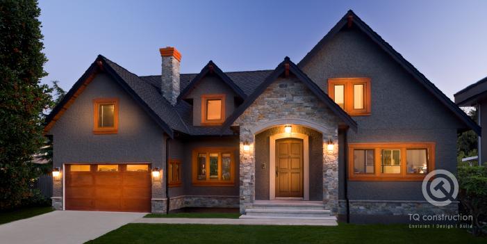 TQ Construction | Top Storey Home