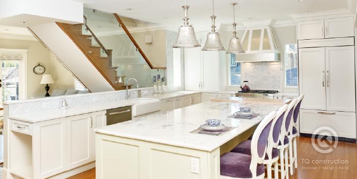 TQ Construction | Kitchen Renovation