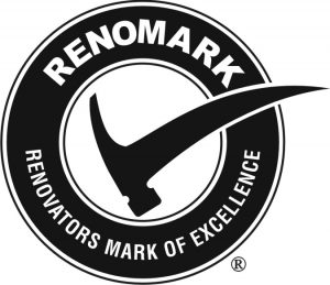 Renomark - Renovators Mark of Excellence Logo