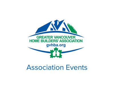 Greater Vancouver Home Builders Association - Association Events