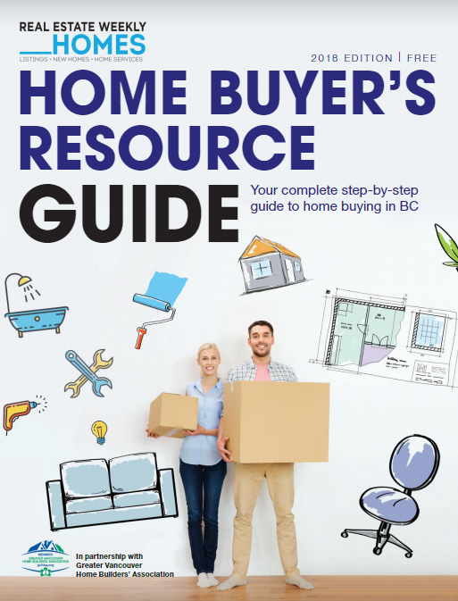 Home Buyers' Resource Guide- Your complete step-by-step guide to home buying in BC