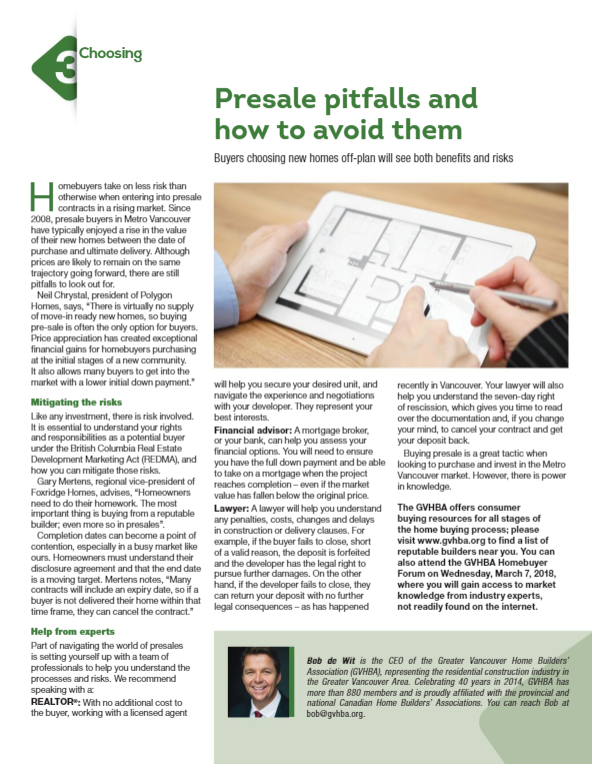 Presale Pitfalls and How to Avoid Them