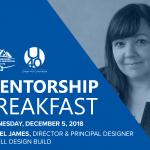GVHBA mentorship breakfast event