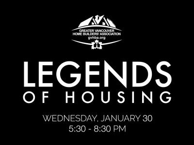 Legends of Housing Event