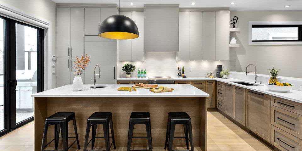 Beautiful kitchens take smart planning - Homebuilders ...