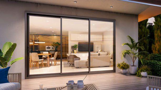 Multi Stacking Patio Door Long Life Windows and Doors Replacement Windows & Exterior Doors