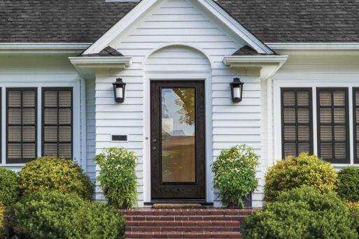 Front Entry Door Long Life Windows and Doors Replacement Windows & Exterior Doors