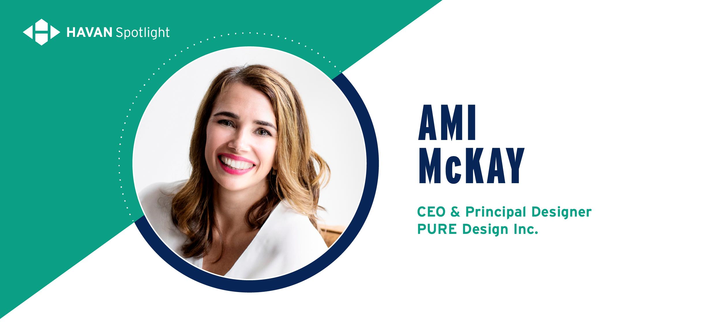 Ami Mckay PURE Design Inc.