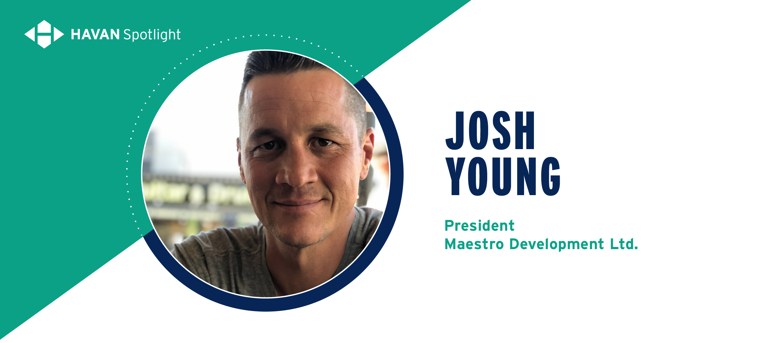 Josh Young Maestro Development