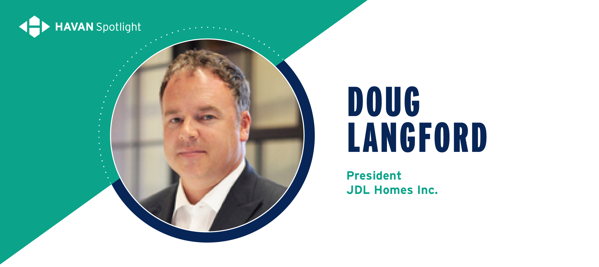 Doug Langford JDL Homes