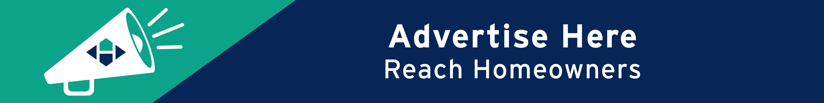 Advertise Here- Reach Home Owners