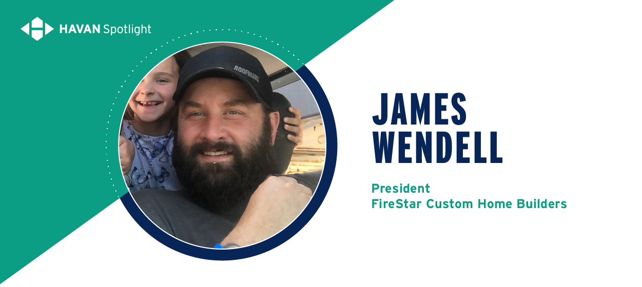 James Wendell - FireStar Homes
