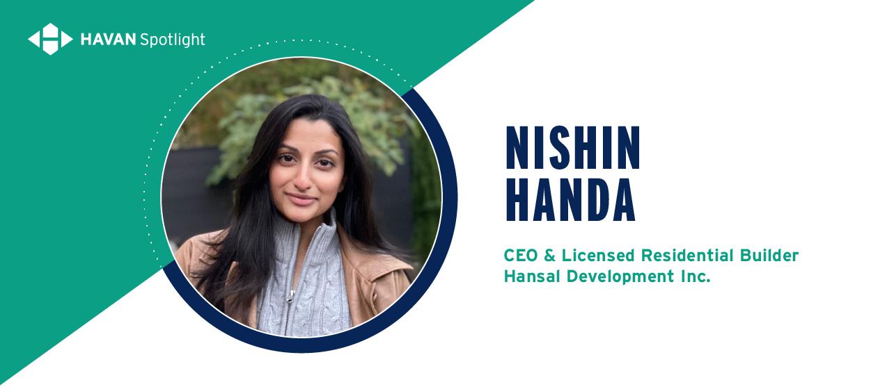 Nishin Handa - Hansal Development