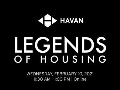 HAVAN Legends of Housing