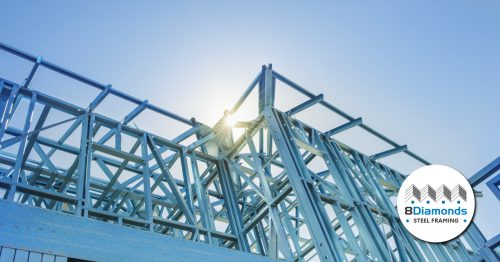 8 Diamonds Steel Framing