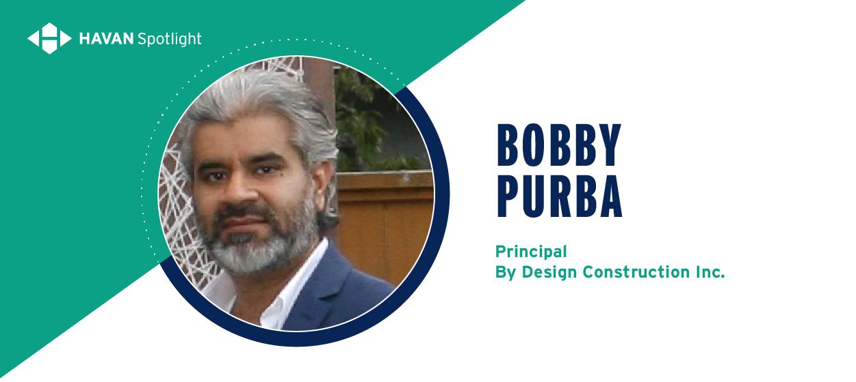 Bobby Purba By Design Construction