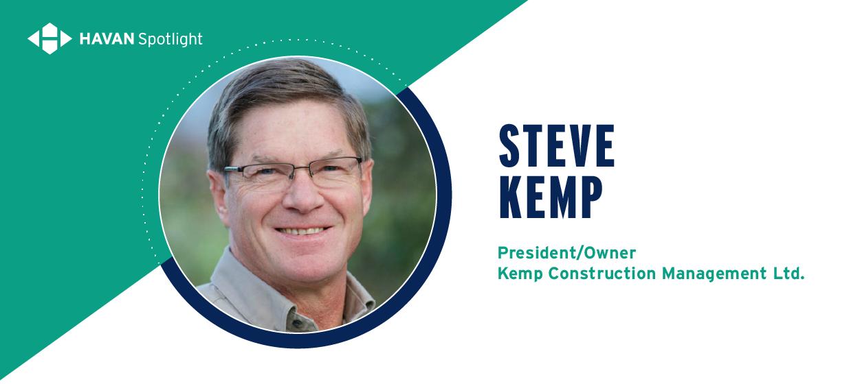 Steve Kemp Kemp Construction